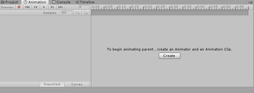 Unity animator and clip