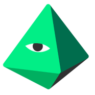 Polygonal Mind logo color